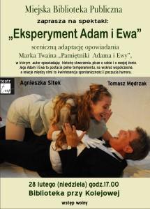 Eksperyment Adam i Ewa